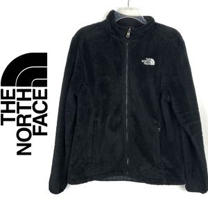 The North Face Fuzzy Zip Jacket